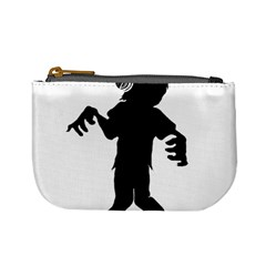 Zombie Boogie Coin Change Purse by willagher
