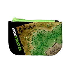 Coin Age   Kickstarter Coin Purse (4 5  X 2 75 )   Dark Green Back By Chris Schreiber   Mini Coin Purse   03oginn3z2rs   Www Artscow Com Front