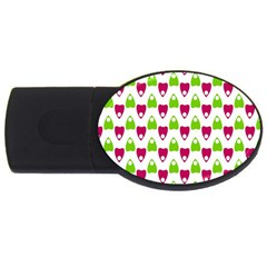 Talking Board 2GB USB Flash Drive (Oval) by EndlessVintage