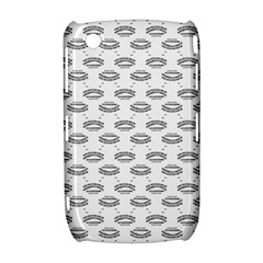 Talking Board BlackBerry Curve 8520 9300 Hardshell Case  by EndlessVintage