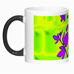 Butterfly Green Morph Mug by uniquedesignsbycassie