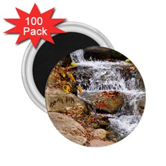 Waterfall 2 25  Button Magnet (100 Pack) by uniquedesignsbycassie