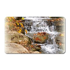 Waterfall Magnet (rectangular) by uniquedesignsbycassie