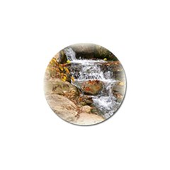 Waterfall Golf Ball Marker 4 Pack by uniquedesignsbycassie