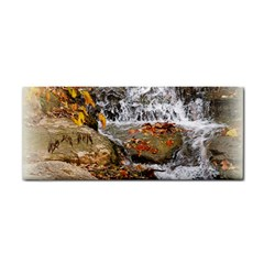 Waterfall Hand Towel by uniquedesignsbycassie