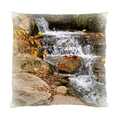 Waterfall Cushion Case (single Sided)  by uniquedesignsbycassie