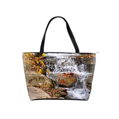 Waterfall Large Shoulder Bag by uniquedesignsbycassie