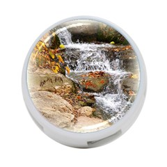 Waterfall 4 Port Usb Hub (one Side) by uniquedesignsbycassie