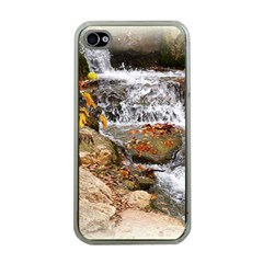 Waterfall Apple Iphone 4 Case (clear) by uniquedesignsbycassie
