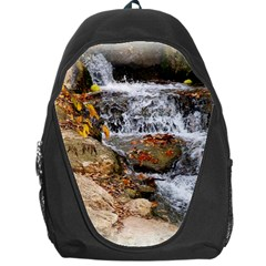 Waterfall Backpack Bag by uniquedesignsbycassie