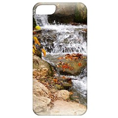 Waterfall Apple Iphone 5 Classic Hardshell Case by uniquedesignsbycassie