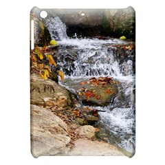 Waterfall Apple Ipad Mini Hardshell Case by uniquedesignsbycassie
