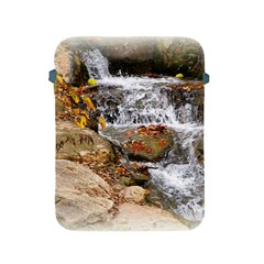 Waterfall Apple iPad Protective Sleeve by uniquedesignsbycassie