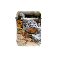 Waterfall Apple Ipad Mini Protective Sleeve by uniquedesignsbycassie