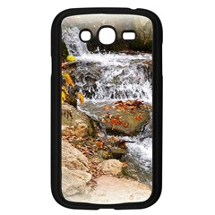 Waterfall Samsung Galaxy Grand Duos I9082 Case (black) by uniquedesignsbycassie