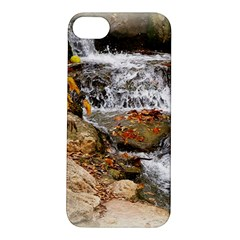 Waterfall Apple Iphone 5s Hardshell Case by uniquedesignsbycassie