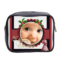 Xmas By Joely   Mini Toiletries Bag (two Sides)   N2nzh7yve3d7   Www Artscow Com Back