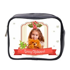Xmas By Joely   Mini Toiletries Bag (two Sides)   Kwnpsybe2vhu   Www Artscow Com Front