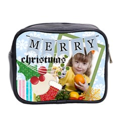 Xmas By Joely   Mini Toiletries Bag (two Sides)   Isx5e22a3fp8   Www Artscow Com Back