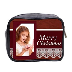 Xmas By Joely   Mini Toiletries Bag (two Sides)   1n14pcq740gn   Www Artscow Com Back