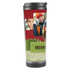 Merry Christmas By Merry Christmas   Travel Tumbler   Pxq6qoln3co1   Www Artscow Com Left