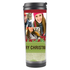 Merry Christmas By Merry Christmas   Travel Tumbler   Pxq6qoln3co1   Www Artscow Com Center