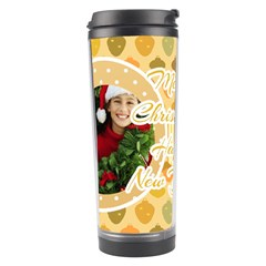 Merry Christmas By Merry Christmas   Travel Tumbler   Cixzpi1mn04w   Www Artscow Com Center