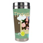 travel - Stainless Steel Travel Tumbler