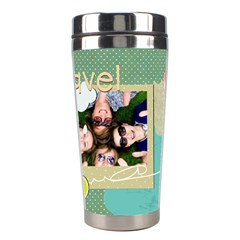 Travel By Travel   Stainless Steel Travel Tumbler   Hda8c15rtmqw   Www Artscow Com Center