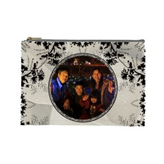 By Fairy Chen   Cosmetic Bag (large)   Jjenrlsq148d   Www Artscow Com Front