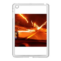Need For Speed Apple Ipad Mini Case (white) by gunnsphotoartplus