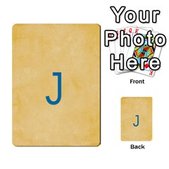 Study Card By Divad Brown   Multi Purpose Cards (rectangle)   Hhec2n4fk5am   Www Artscow Com Back 16