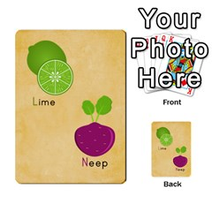 Study Card By Divad Brown   Multi Purpose Cards (rectangle)   Hhec2n4fk5am   Www Artscow Com Front 38