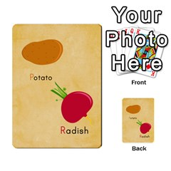 Study Card By Divad Brown   Multi Purpose Cards (rectangle)   Hhec2n4fk5am   Www Artscow Com Back 39