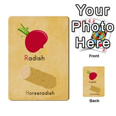 Study Card By Divad Brown   Multi Purpose Cards (rectangle)   Hhec2n4fk5am   Www Artscow Com Back 41