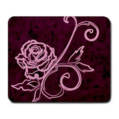 Rose Large Mouse Pad (rectangle) by uniquedesignsbycassie