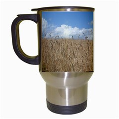 Gettysburg 1 068 Travel Mug (White) by plainandsimple