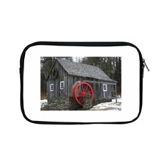 Vermont Christmas Barn Apple Ipad Mini Zippered Sleeve by plainandsimple