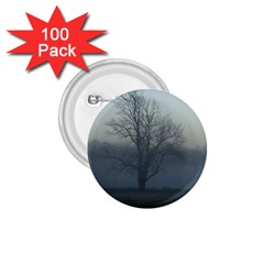Foggy Tree 1 75  Button (100 Pack) by plainandsimple
