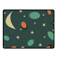 Nights Fleece Blanket (Small) by PaolAllen2