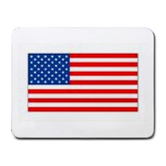 US Flag Small Mousepad by mystore0098