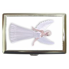 Beautiful Fairy Nymph Faerie Fairytale Cigarette Money Case by goldenjackal