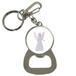 Beautiful fairy nymph faerie fairytale Bottle Opener Key Chain