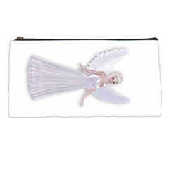 Beautiful Fairy Nymph Faerie Fairytale Pencil Case by goldenjackal