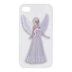 Beautiful Fairy Nymph Faerie Fairytale Apple Iphone 4/4s Hardshell Case by goldenjackal