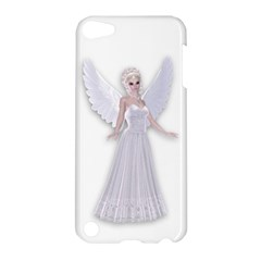 Beautiful Fairy Nymph Faerie Fairytale Apple Ipod Touch 5 Hardshell Case by goldenjackal