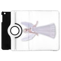 Beautiful Fairy Nymph Faerie Fairytale Apple Ipad Mini Flip 360 Case by goldenjackal