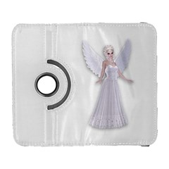Beautiful Fairy Nymph Faerie Fairytale Samsung Galaxy S  Iii Flip 360 Case by goldenjackal