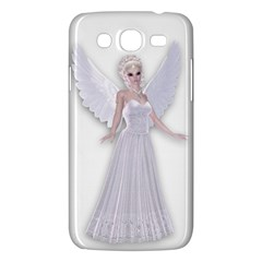 Beautiful Fairy Nymph Faerie Fairytale Samsung Galaxy Mega 5 8 I9152 Hardshell Case  by goldenjackal