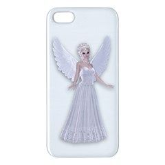 Beautiful Fairy Nymph Faerie Fairytale Iphone 5s Premium Hardshell Case by goldenjackal